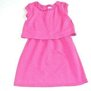 Gymboree Swatch Plum 8 Tiered Dress Girls